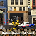 Transformers Bumble Bee Rescue